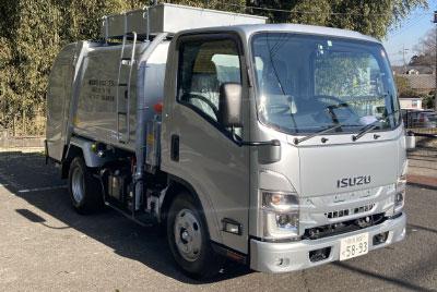 産業廃棄物の収集運搬