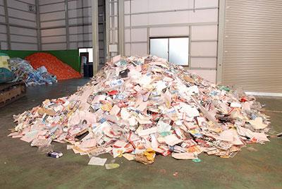 搬入廃棄物
