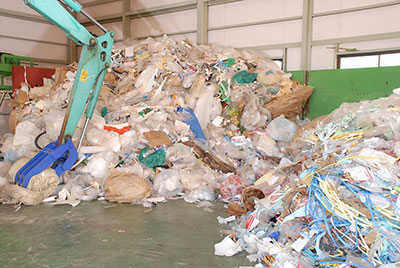 廃棄物の分別・選別